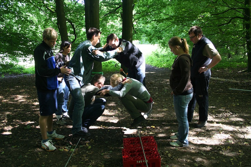Outdoor Teambuilding Angebote Alstertal Coaching 174